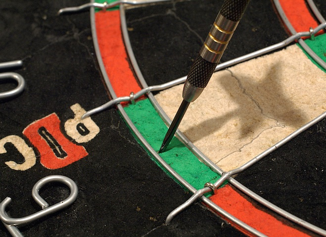 Best Of The Web - 17 Perfect Darts