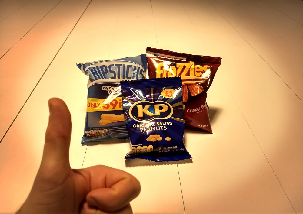 A Love Letter To Crap Snacks
