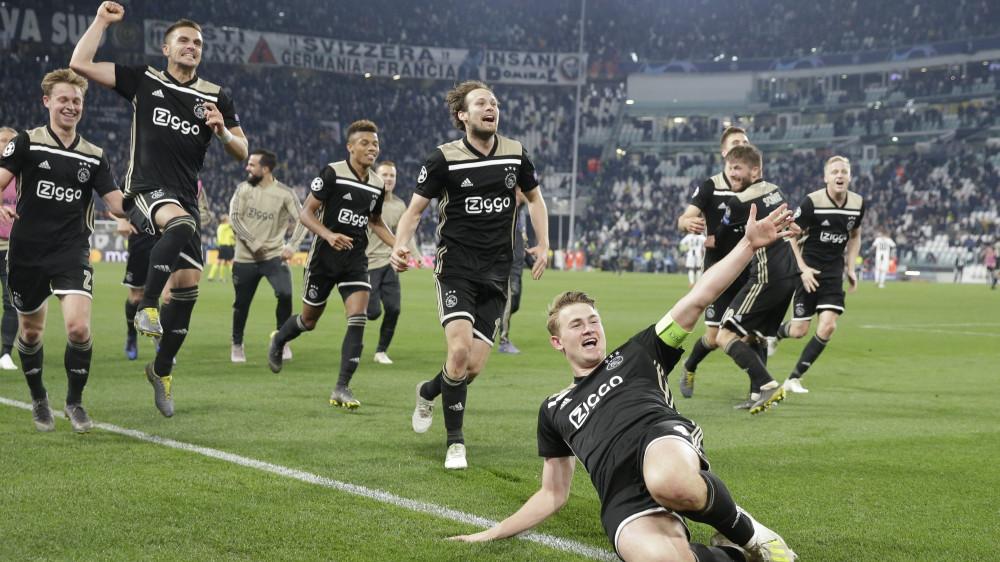 Tottenham v Ajax - Pub Ammo