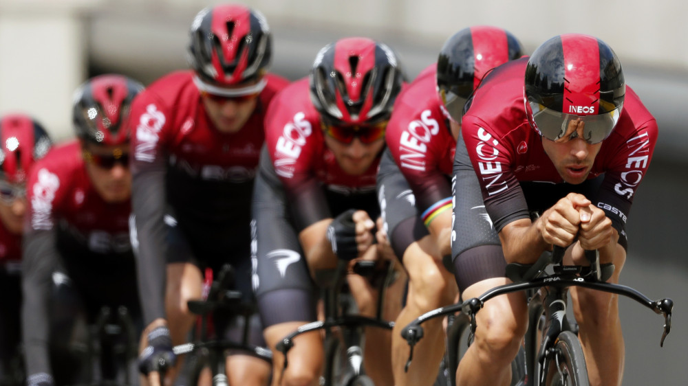 Tour de France 2019 - Watch On UK TV, Find Pubs, Stage Times, Schedules