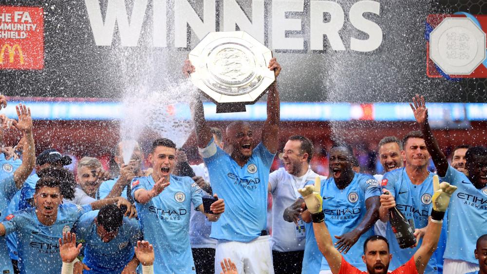 FA Community Shield: Liverpool v Man City - Pub Ammo