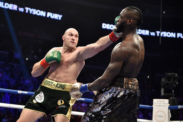 When Is Deontay Wilder v Tyson Fury III? How To Watch Fury v Wilder III On TV? What Time, Find Pubs