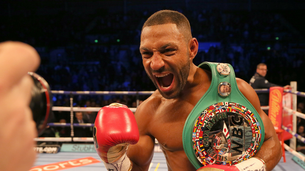 When is Kell Brook v Mark DeLuca? What channel is it on? Where can I find pubs showing it?