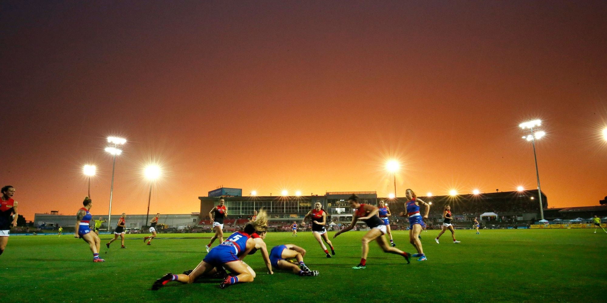 2021 AFL Women's competition guide. Bold predictions. Biggest improvers. Where to watch?