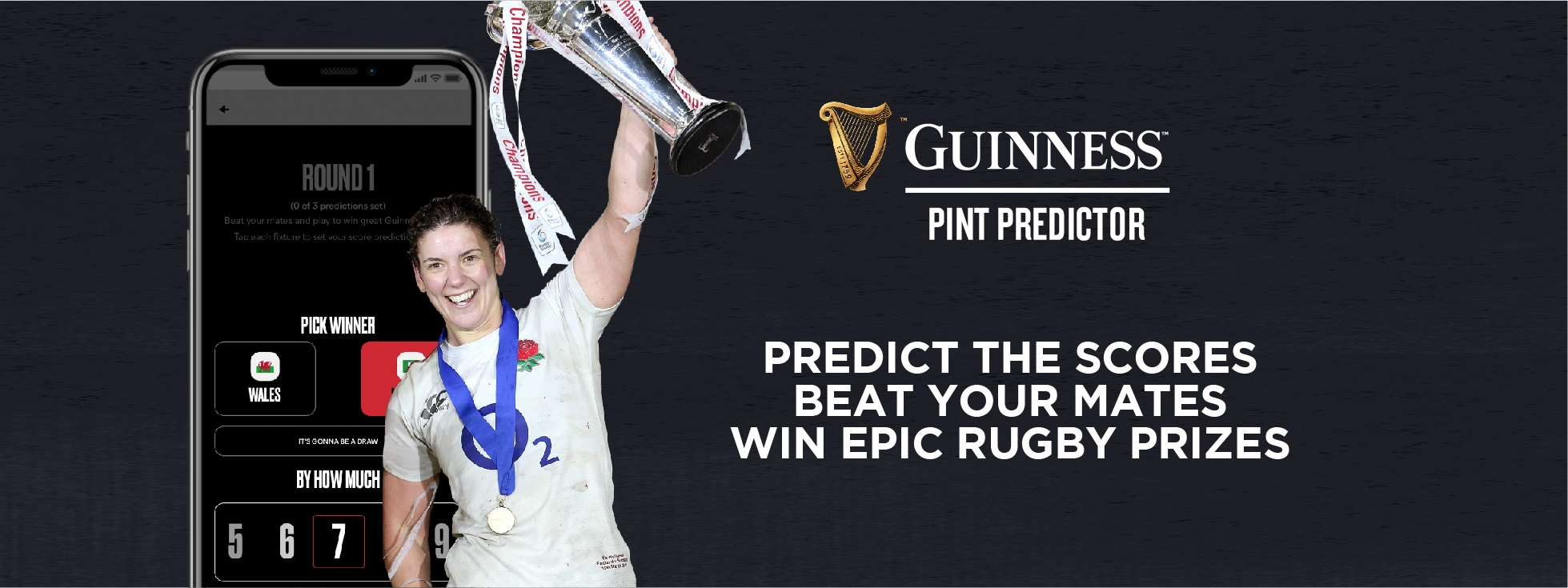 Guinness Pint Predictor - How To Play