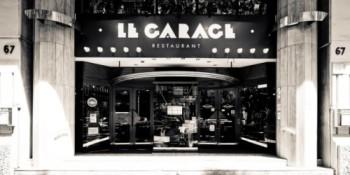 Le Garage - Mercure Lyon Centre Lafayette