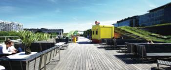 Café Oz Rooftop