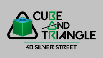 Cube and Triangle