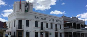 Railway Club Hotel