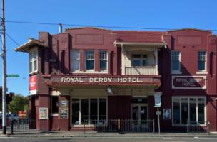 The Royal Derby Hotel