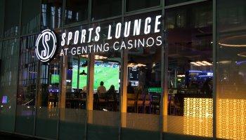 Sports Lounge at Genting Casino Sheffield