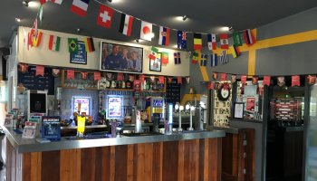 Bar @ Powerleague Birmingham