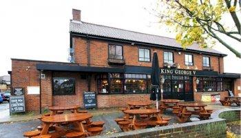 King George V Pub