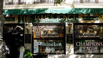 The James Joyce
