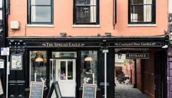 The Spread Eagle