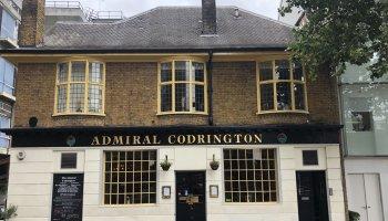 The Admiral Codrington