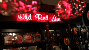 The Old Red Lion Theatre Pub