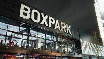Boxpark Wembley