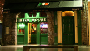 The Irish House Bar
