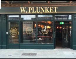W. Plunket's