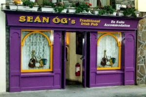 Sean Ogs Bar