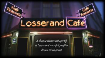 Le Losserand café